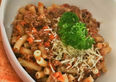 Beef and Macaroni
