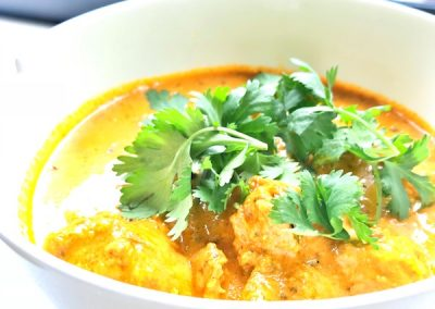 Chicken and Yoghurt Curry